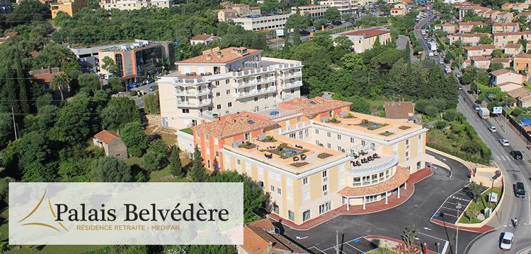 palais belvedere medifar